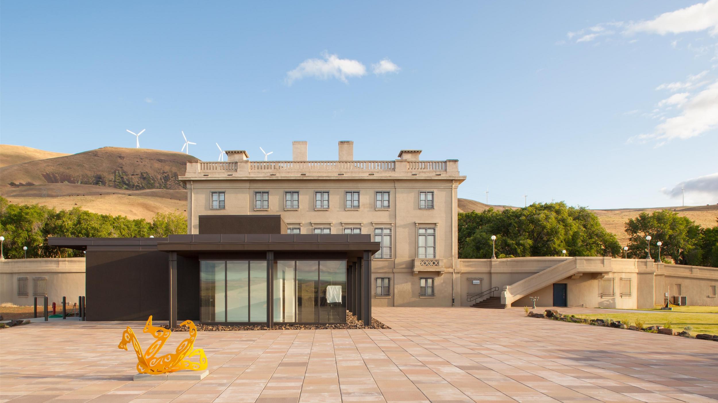 Maryhill Museum - GBD Architects