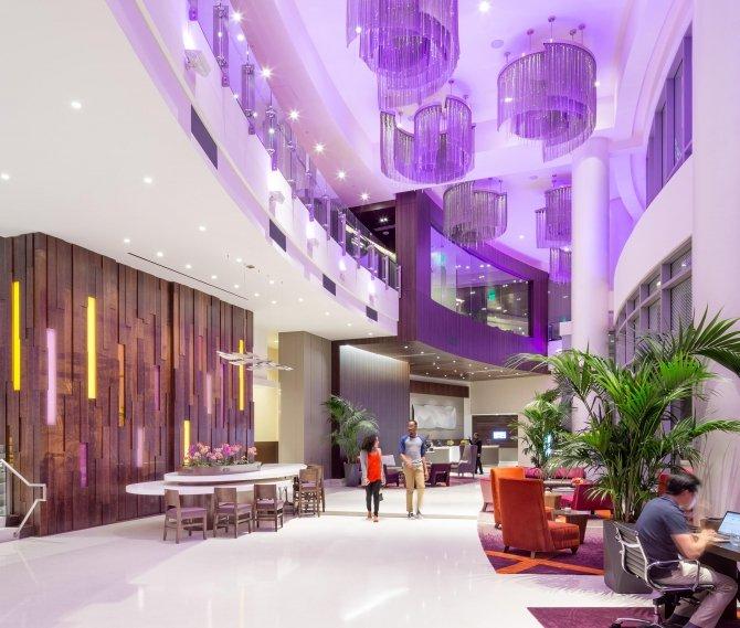LA Marriott