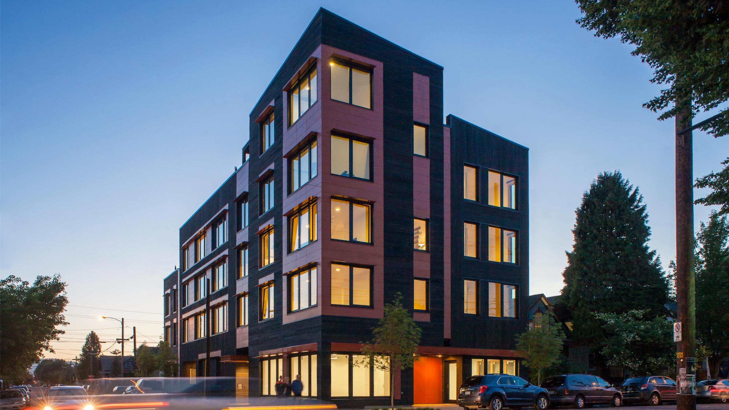 GBD Architects, Portland, Oregon
