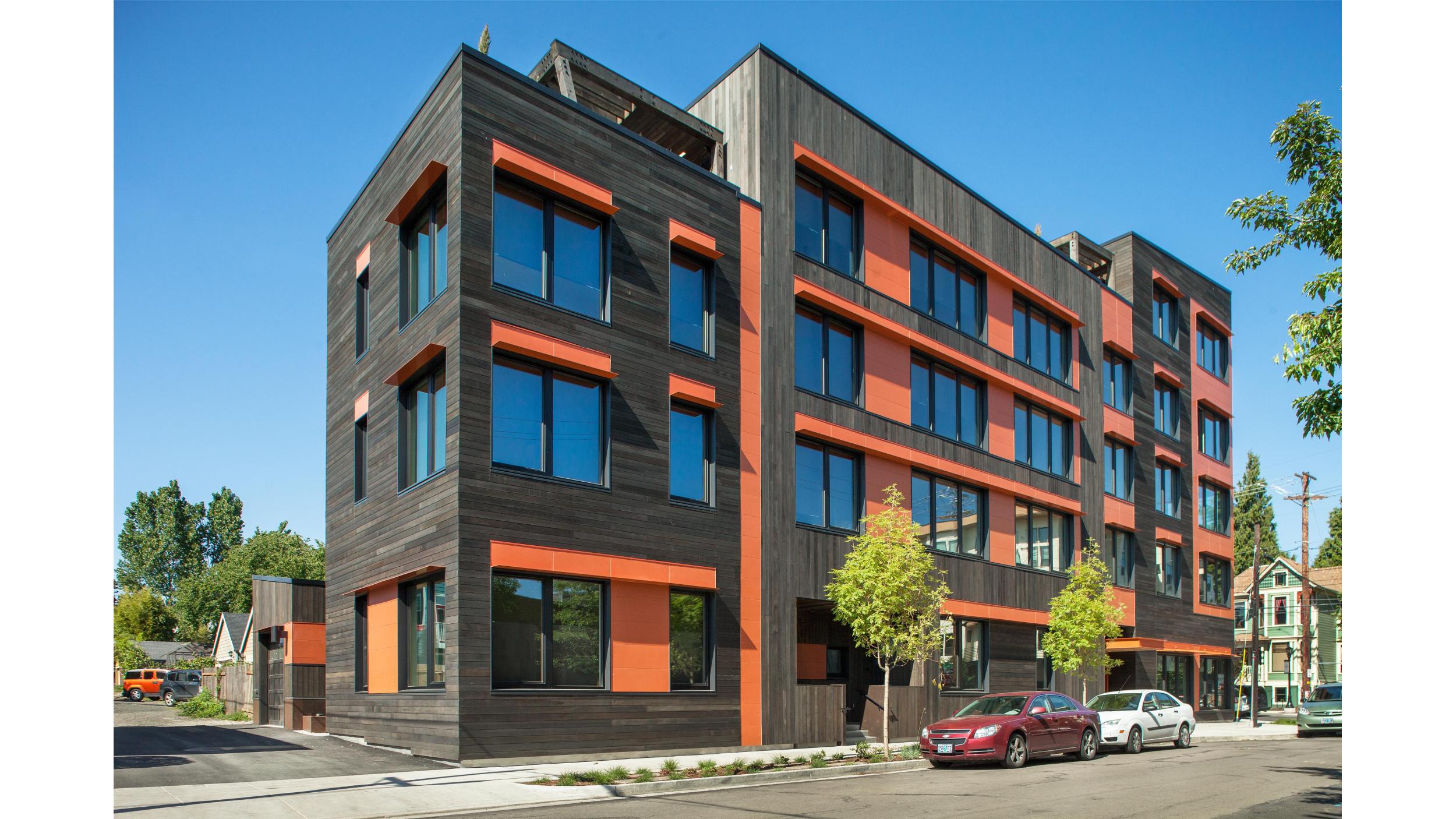 Kiln Apartments | GBD Architects, Portland, Oregon