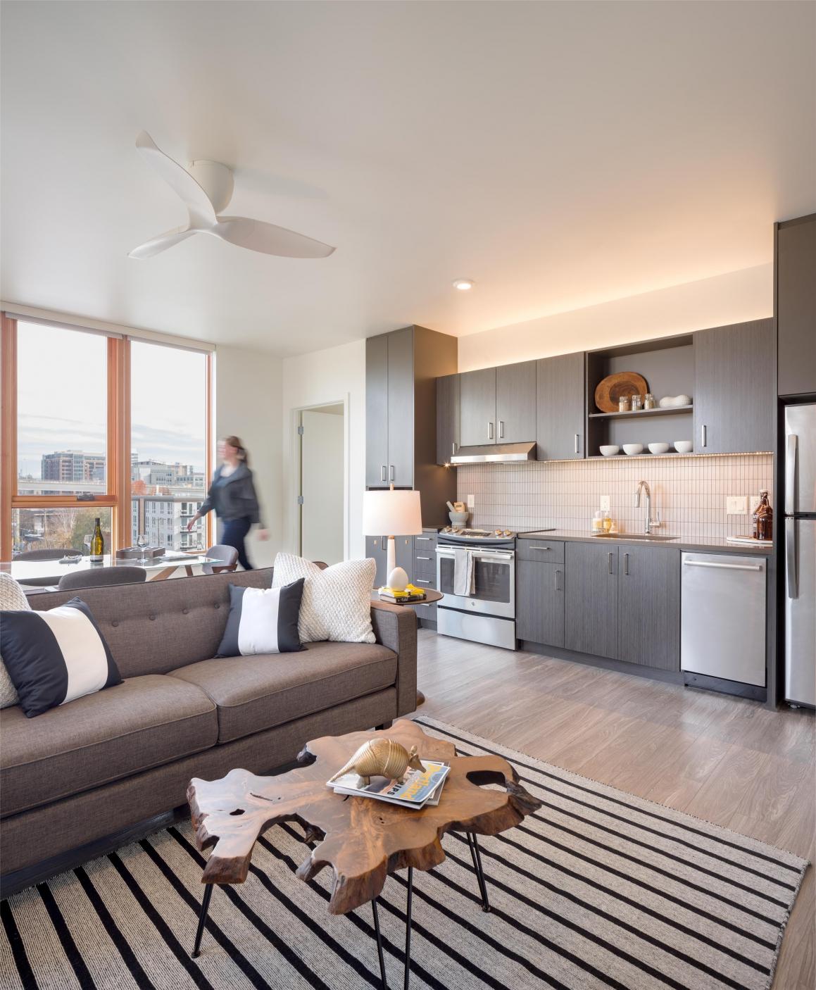 Oregon Apartments