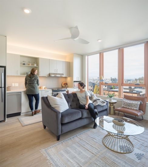 The Muses Apartments: GBD Architects